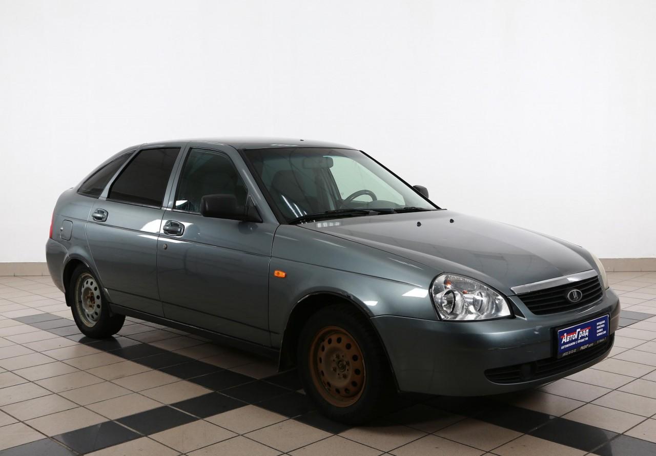 LADA (ВАЗ) Priora Hatchback 2008 - 2013